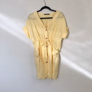 Zara Sundress/Shirtdress 🌟